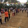 Một số trò chơi hoạt động ngoại khóa chào mừng ký niệm 35 năm ngày nhà giáo Việt Nam của trường TH Nguyễn Viết Xuân