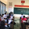 """Liên đội Trường Tiểu học Nguyễn Viết Xuân tổ chức chương trình """" Em yêu Biển đảo quê hương"""" nhân dịp kỷ niệm ngày thành lập Quân đội Nhân dân Việt Nam 22/12. Và đây là sản phẩm có được từ chương trình phát động trong năm 2017."""